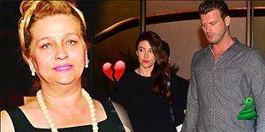 Kıvanç Tatlıtuğ'un Annesi Türkiye'nin En Kıskanç Kaynanası Olma Yolunda İlerliyor!