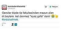 Twitter'da Ordulu Olmak Üzerine Atılmış 25 Eşsiz Tweet