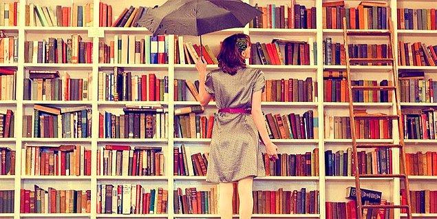 21. Ne Okusam Derdine Son! İstediğiniz Türe Göre Kitap Tavsiye Eden Dev İçerik