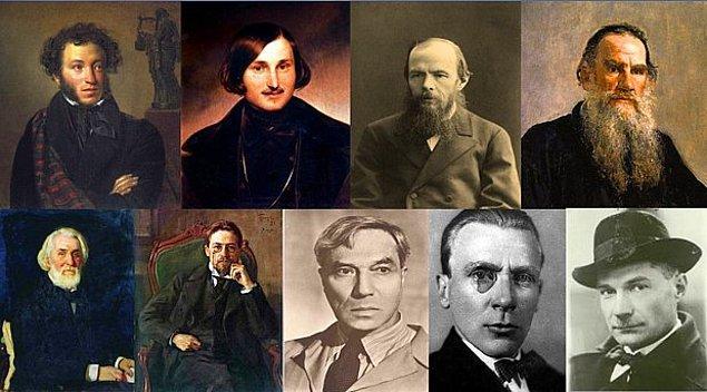 31. Siyaset Başka, Edebiyat Başka: Rus Edebiyatından Mutlaka Okunması Gereken 20 Büyük Roman