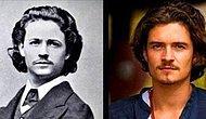 Gözlerinize İnanamayacaksınız! Günümüzde Bilinen 35 Ünlü ve Onların Tarihsel İkizleri