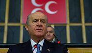 Bahçeli'den AKP'ye 'Dokunulmazlık' Teklifi: 'TBMM'de Kökten Çözelim'