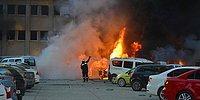 Adana'da 2 Kişinin Hayatını Kaybettiği Bombalı Saldırıyı TAK Üstlendi