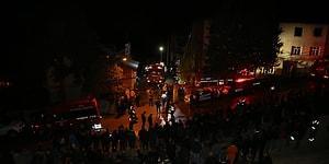 Adana'da Kız Yurdunda Facia: 11'i Çocuk 12 Kişi Can Verdi...