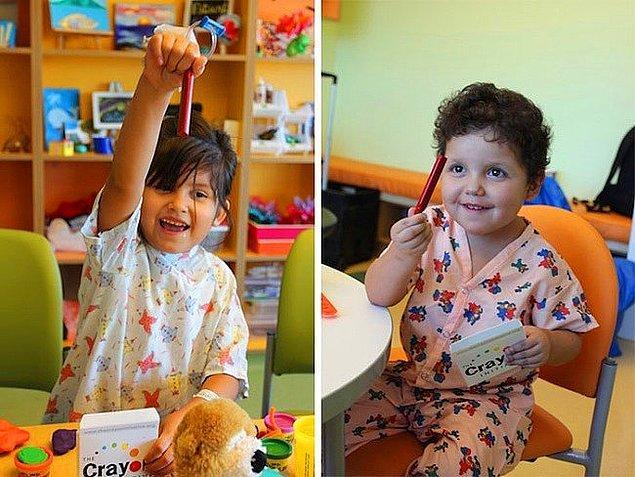 8. Mutluluk İmalatı: İhtiyacı Olan Çocuklar İçin Atık Boyalardan Yepyeni Boyalar Üreten Baba!