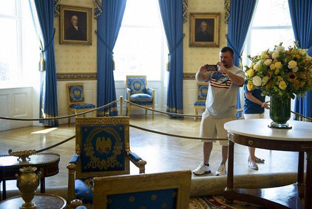 3. Halkın ücretsiz olarak ziyaret edilebileceği tek devlet başkanı konutu.