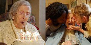 117 Yıllık Ömrüne Bir Sürü Mutluluk ve Anı Sığdıran, Günümüzün Yaşayan En Yaşlı Kadını Emma