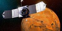 Mars Yüzeyinden Yeni Fotoğraflar Geldi