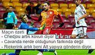 Galatasaray Kupa'da Elazığspor'la Berabere Kaldı! Taraftarlar Riekerink ve Futbolcular'a Tepki Gösterdi