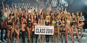 Bu Defa Meleklerini Paris'e Konduran Victoria's Secret'in 2016 Yılı En Dehşet Modelleri