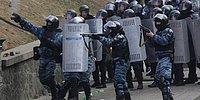Ukrayna'da Özel Tim ve Asayiş Şube Yanlışlıkla Çatıştı: 5 Polis Hayatını Kaybetti
