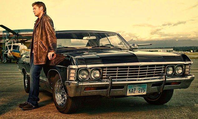5. Dean'in arabası 1967 Chevrolet İmpala yerine...
