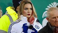 Futbol Değil, O Konuşuldu: Rakip Takımların Maçına Gidip Viral Olan Chelsea Montlu Kadın