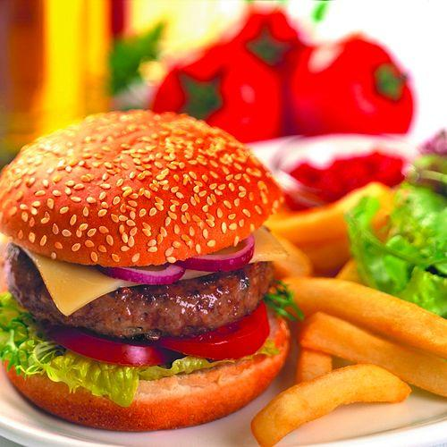 Hamburgerin Beşli Tonu: Sadece Beş Malzemeyle Damaklara Aşk Yaşatacak 12 Hamburger Tarifi 94