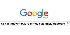 Ülkemiz İnsanının Yaşı İlerledikçe Google Aramaları da Değişiyor