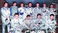 """""""Uzay Takımı Beşiktaş"""": 1987 Yılında Dinamo Kiev Maçı Öncesi Çekilen Fotoğrafın Öyküsü"""