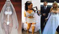 Damada Evliliği Sorgulatacak 15 Gelinlik Modeli