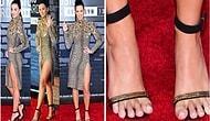 Dünyanın En Güzel Kadınlarının Garip Ayakları