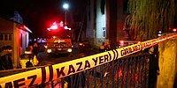 Aladağ'da Yangın Faciasının Yaşandığı Yurdun Müdürü İtfaiyeyi Suçluyor
