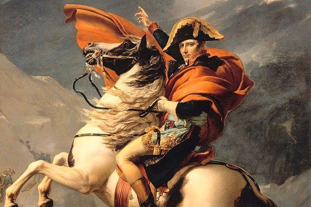 9. Napoleon'un 1803 yılında ABD'ye sattığı eyalet hangisidir?