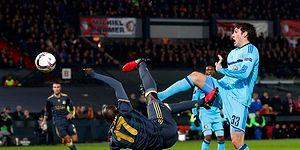 Fenerbahçe Lider Olarak Turladı | Feyenoord 0-1 Fenerbahçe