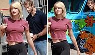 Taylor Swift'e Bir Acayip Bakarken Yakalanan Adama Yapılan Efsane Photoshoplar