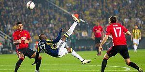 Sıradan Gollere Tepki Olarak Doğan Moussa Sow'un Fenerbahçe'de Attığı Röveşata Golleri
