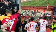Acının Rengi Bir! Futbolcular Golden Sonra Gidip Polislere Sarıldı