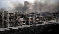 Suriye Ordusu Halep'te Zaferini İlan Etti: #HalepteKatliamVar Etiketi Gündem