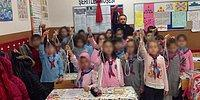 Çocuklara İdam İpi Veren Öğretmen Açığa Alındı ve Hakkında Soruşturma Başlatıldı