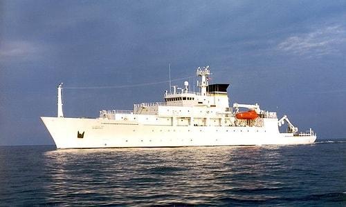 Çin donanması ABD'nin insansız denizaltı aracını iade edecek