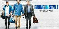 Morgan Freeman'lı Yeni Zach Braff Filmi 'Going in Style'dan İlk Fragman Yayınlandı