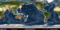 21. Yüzyılın İlk 15 Yılında Dünya Üzerinde Meydana Gelen Depremler