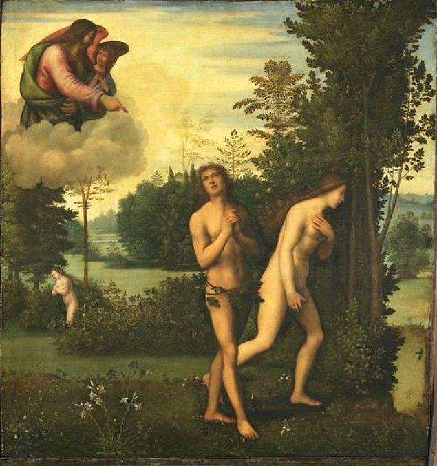 4. Mariotto Albertinelli (1524)