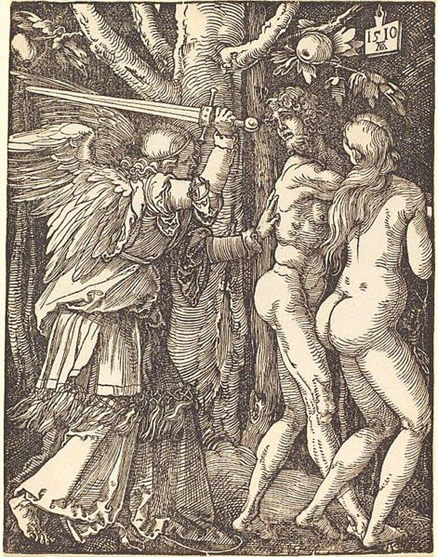 5. Albrecht Dürer (1510)