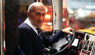 Yolcuları Durakta Üşümesin Diye WhatsApp'tan Mesaj Atan Halk Otobüsü Şoförü Hikmet Abi