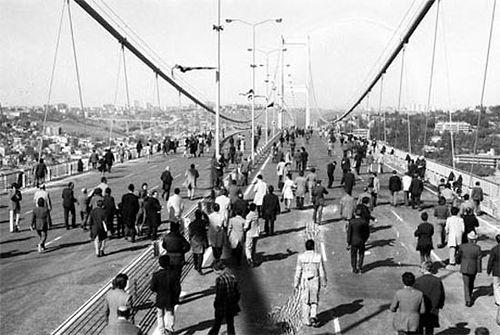 Hizmete Girişinin 5. Yıldönümünde Boğaz Köprüsü Hakkında 14 İlginç Bilgi 76