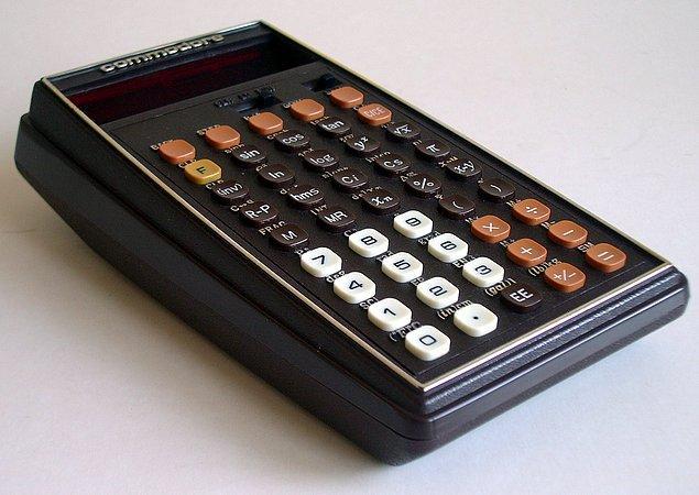 10. Aritmetik işlemlerini daha kolay yapabileceğimiz hesaplama makineleri icat edildi.