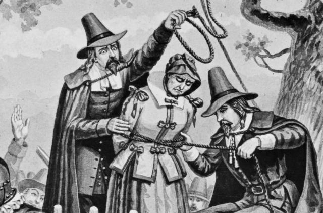 an analysis of the deterioration of salem during witch trials A literary analysis of open life by joseph campbell the list revisit the classic novels you an analysis of the deterioration of salem during witch trials.
