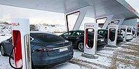 Tesla'nın Şarj İstasyonları Türkiye'ye Geliyor