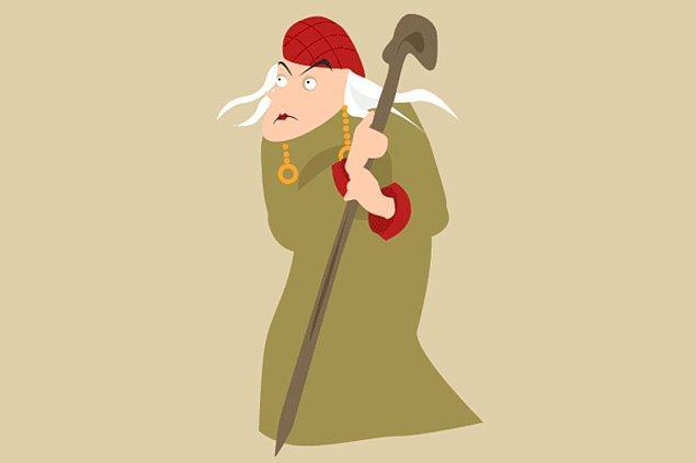 9. Louhi - Fin mitolojisi