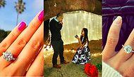 Instagram'ın Yeni Trendi Evlilik Teklifini Kabul Eden Müstakbel Gelinler