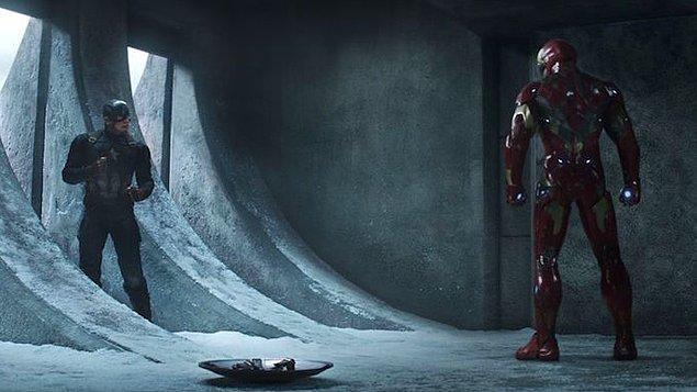13. Kaptan Amerika: Kahramanların Savaşı / Captain America: Civil War