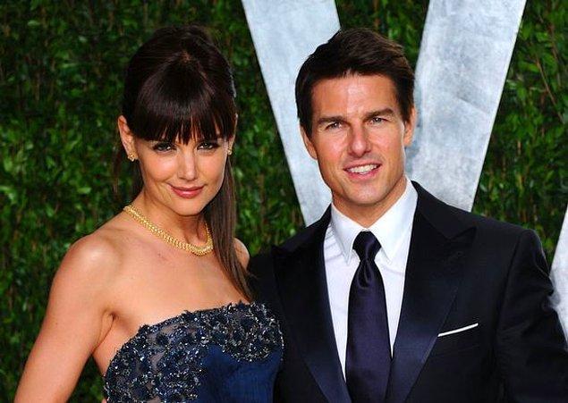 10. Tom Cruise – Katie Holmes