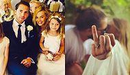 """Margot Robbie 30,000 Dolarlık Yüzüğü ve Çingene Temalı Düğünüyle Mutluluğa """"Evet"""" Dedi!"""