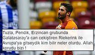 Galatasaray, Kupada İlk Galibiyetini Tuzlaspor Karşısında Aldı, Taraftarlar ise Riekerink'e Tepki Gösterdi