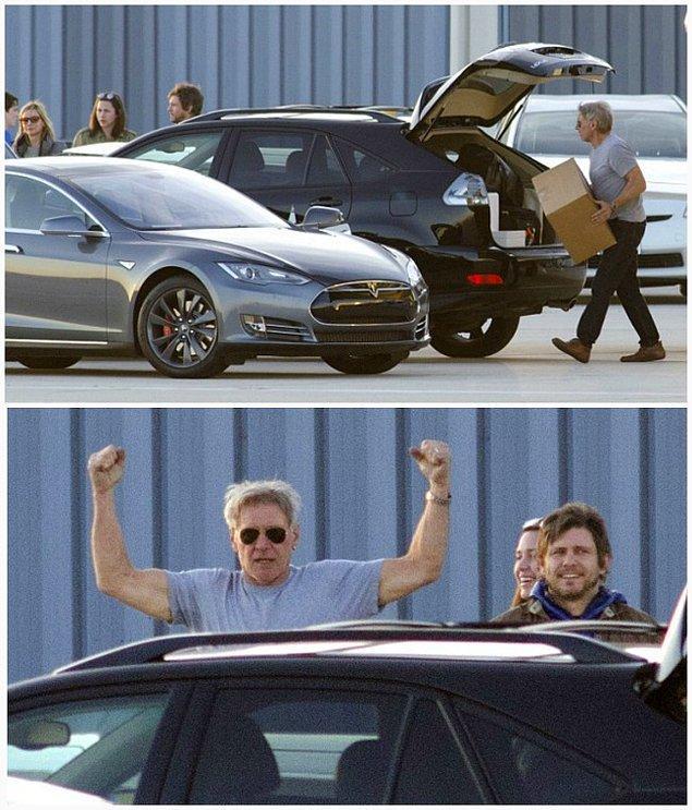 1. Harrison Ford
