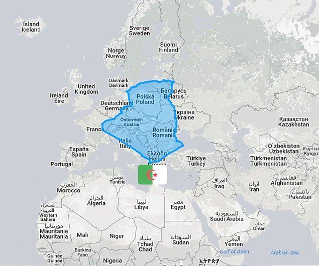 6. Cezayir ve Avrupa