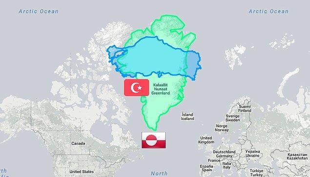 12. Grönland ve Türkiye