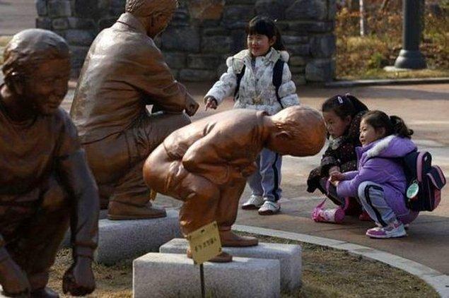 15. Dünyanın ilk b.k temalı parkı. Kocaman bir alkış 👏🏽